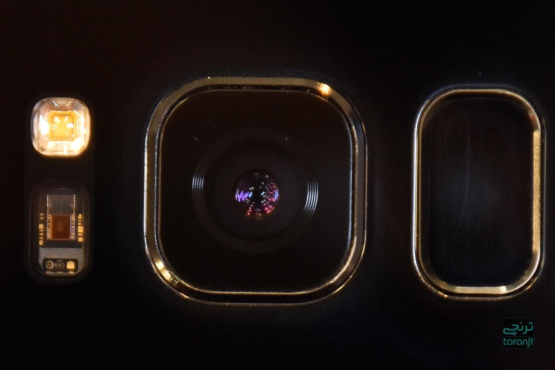 دوربین گلکسی اس 8