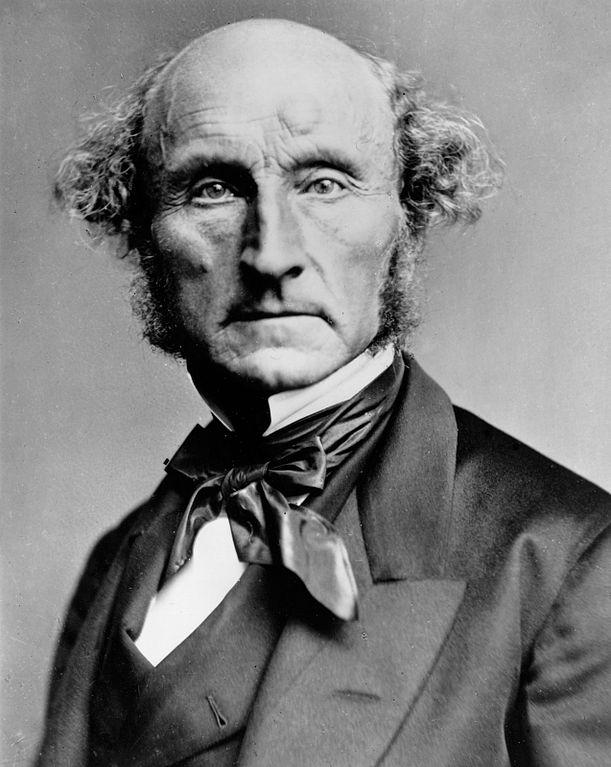 از وادی مشاهیر : جان استوارت میل – John Stuart Mill