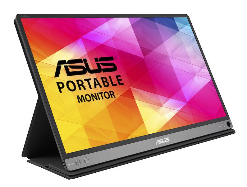 آشنایی بیشتر با ایسوس ZenScreen MB16AC ؛  باریکترین و سبکترین صفحه نمایش قابل حمل
