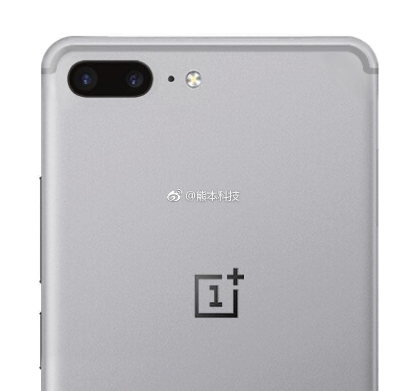 دوربین دوگانه وان پلاس ۵ (OnePlus 5) وسط قاب پشتی قرار ندارد؛ همراه با مشخصات بنچمارک گوشی