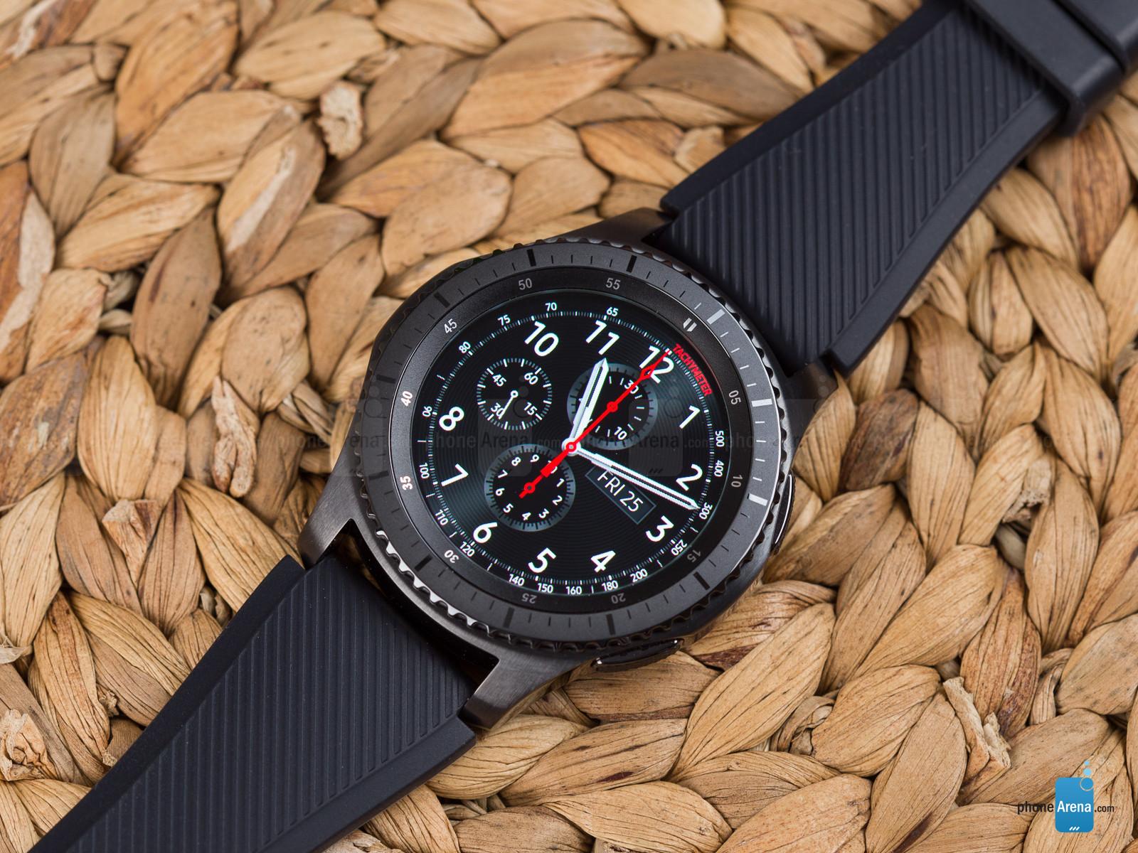 ساعت هوشمند سامسونگ Gear S3 بروزرسانی Tizen 3.0 را دریافت خواهد کرد
