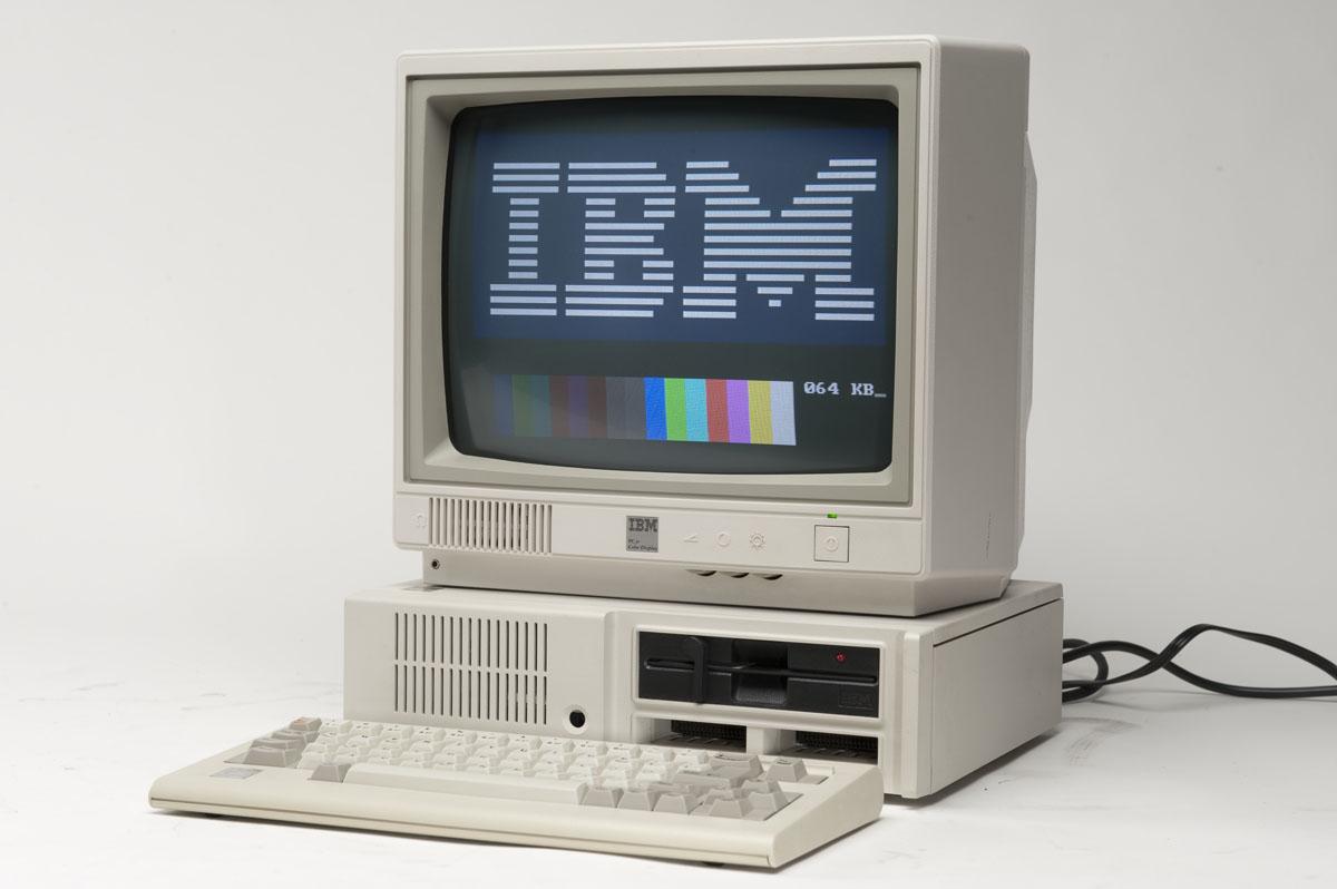 تاریخچه کامپیوتر | IBM