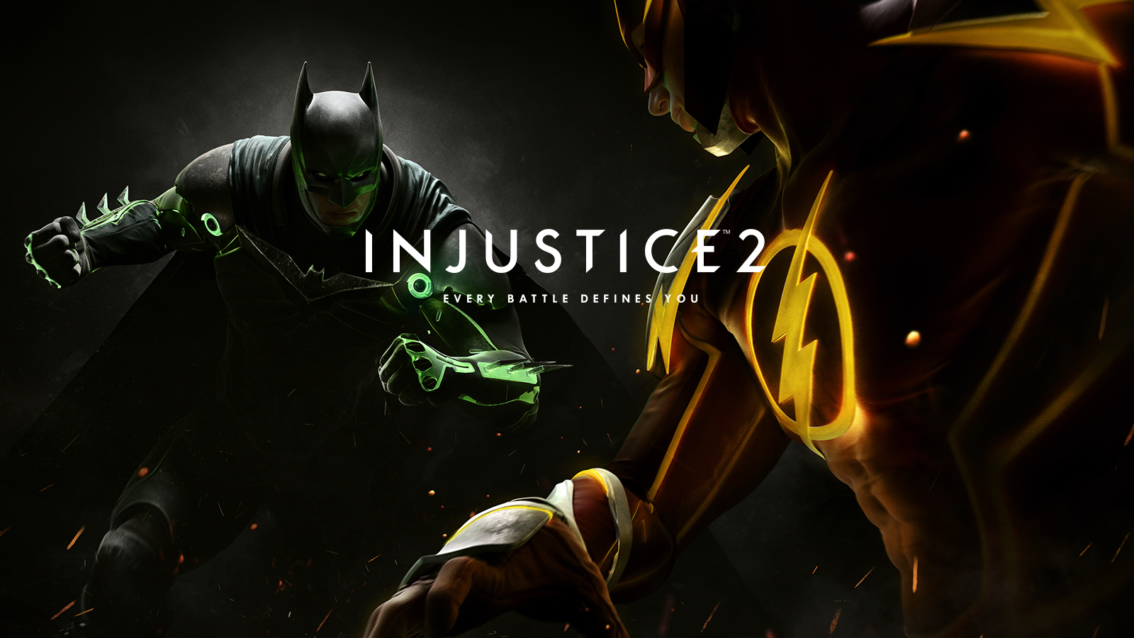 Injustice 2؛ نبرد ابرقهرمانان دی سی(DC) با یکدیگر