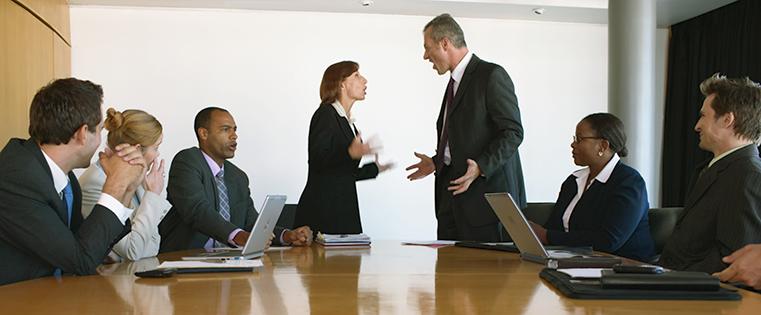 ۸ راه کسب توفیق در یک مذاکره سخت