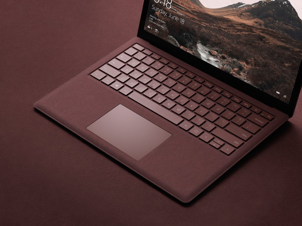 تماشا کنید: ویدیو معرفی رسمی سرفیس لپتاپ (Surface Laptop)