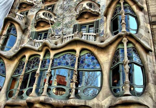 سبک شناسی معماری – بخش اول: معرفی سبک آرت نوو (Art Nouveau)