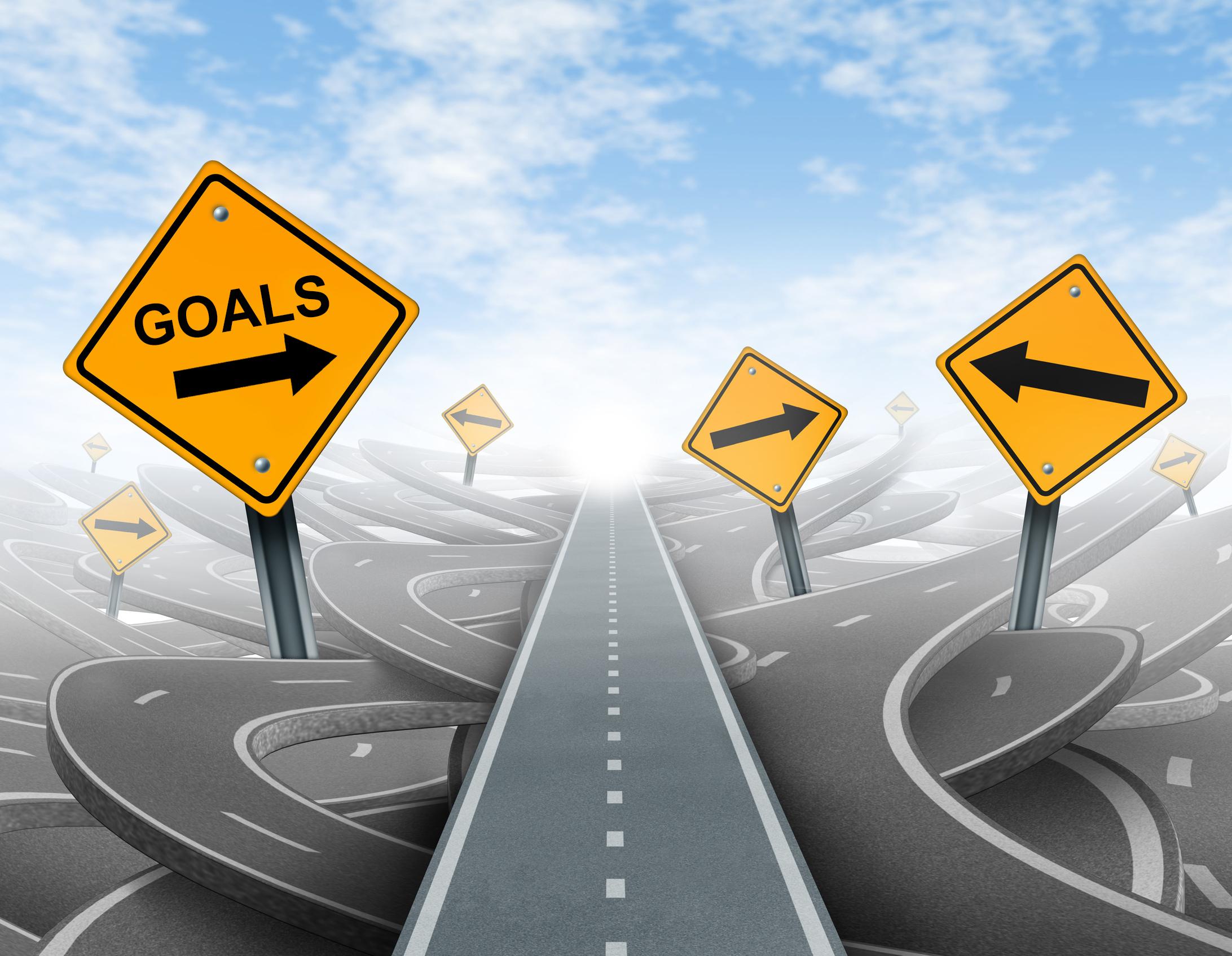 چگونه پیشبینی واقعبینانه تری نسبت به اهداف خود داشته باشیم؟