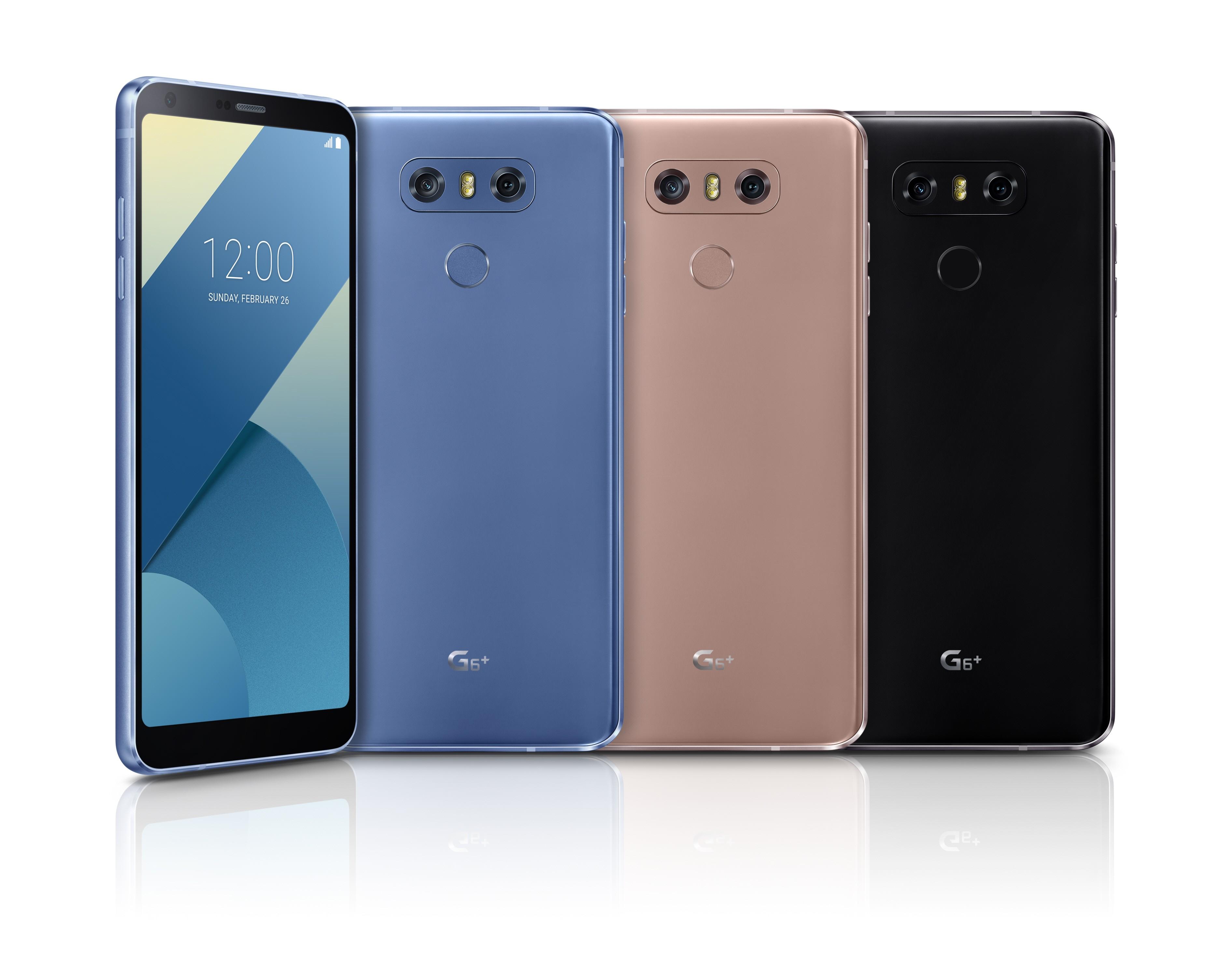 """الجی تواناییهای گوشی G6 را باقابلیتهای جدید نسخه """"PLUS"""" گسترش خواهد داد"""