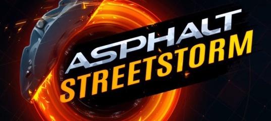 معرفی بازی موبایل Asphalt Street Storm Racing