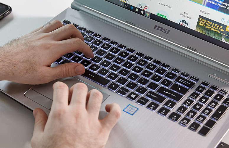 بررسی لپ تاپ MSI PE60 7RD ؛ پرستیژ مدیریت
