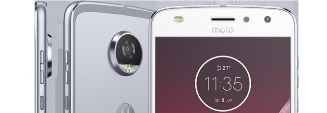 تصویر جدیدی از گوشی هوشمند Moto Z2 به همراه وسایل جانبی ماژولار آن در وبسایت رسمی موتورولا چین منتشر شد