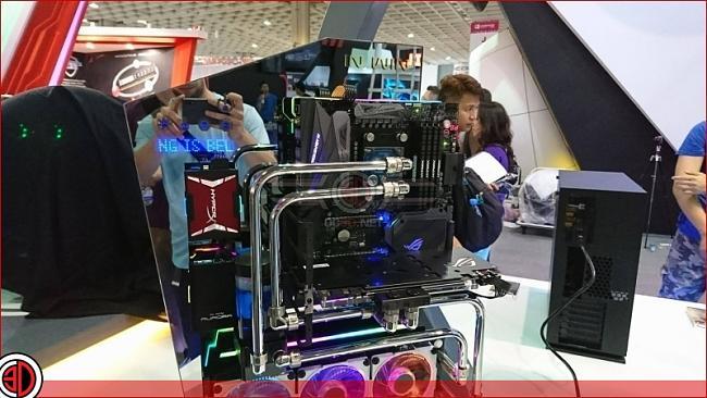 ایسوس مادربرد ROG Crosshair VI Extreme را عرضه خواهد کرد