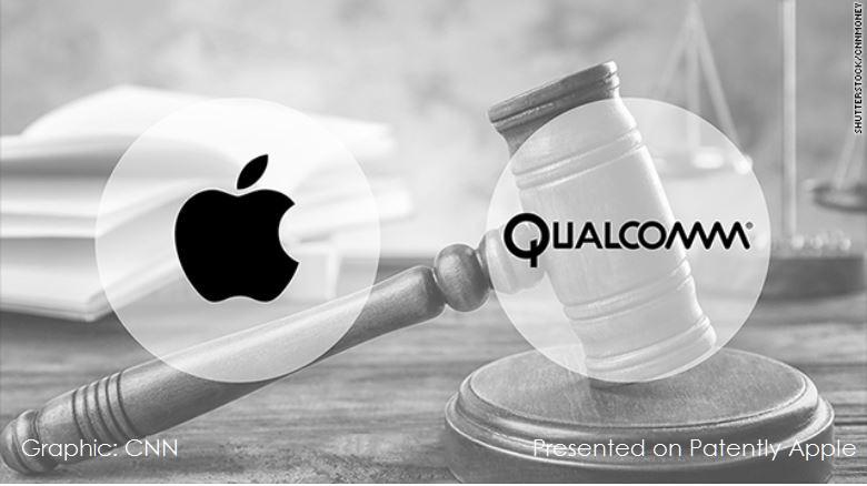 کوالکام درصدد تخریب بازار اپل در آمریکا