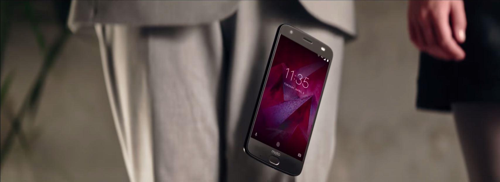 تماشا کنید: ویدیوهای رسمی Moto Z2 Force؛ تمام ویژگیهای خاص در یک گوشی هوشمند!