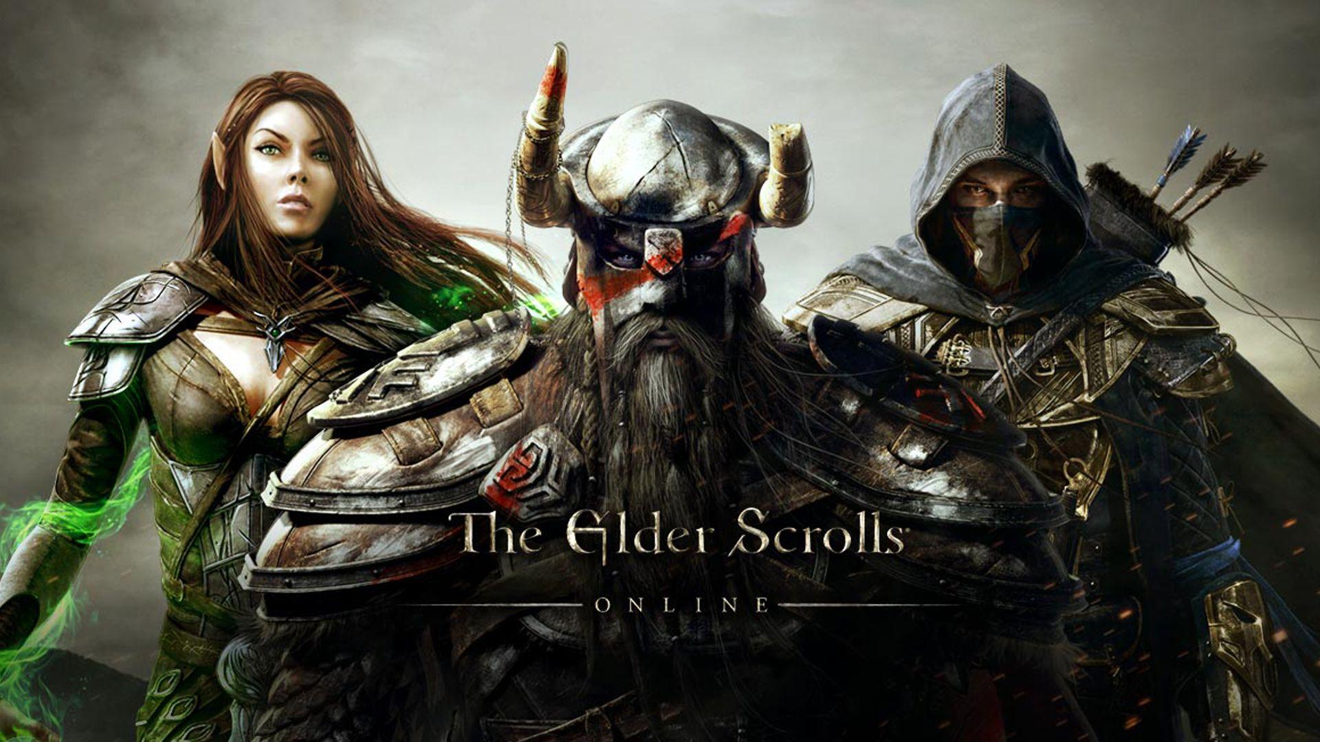 نگاهی به بازی The Elder scrolls online