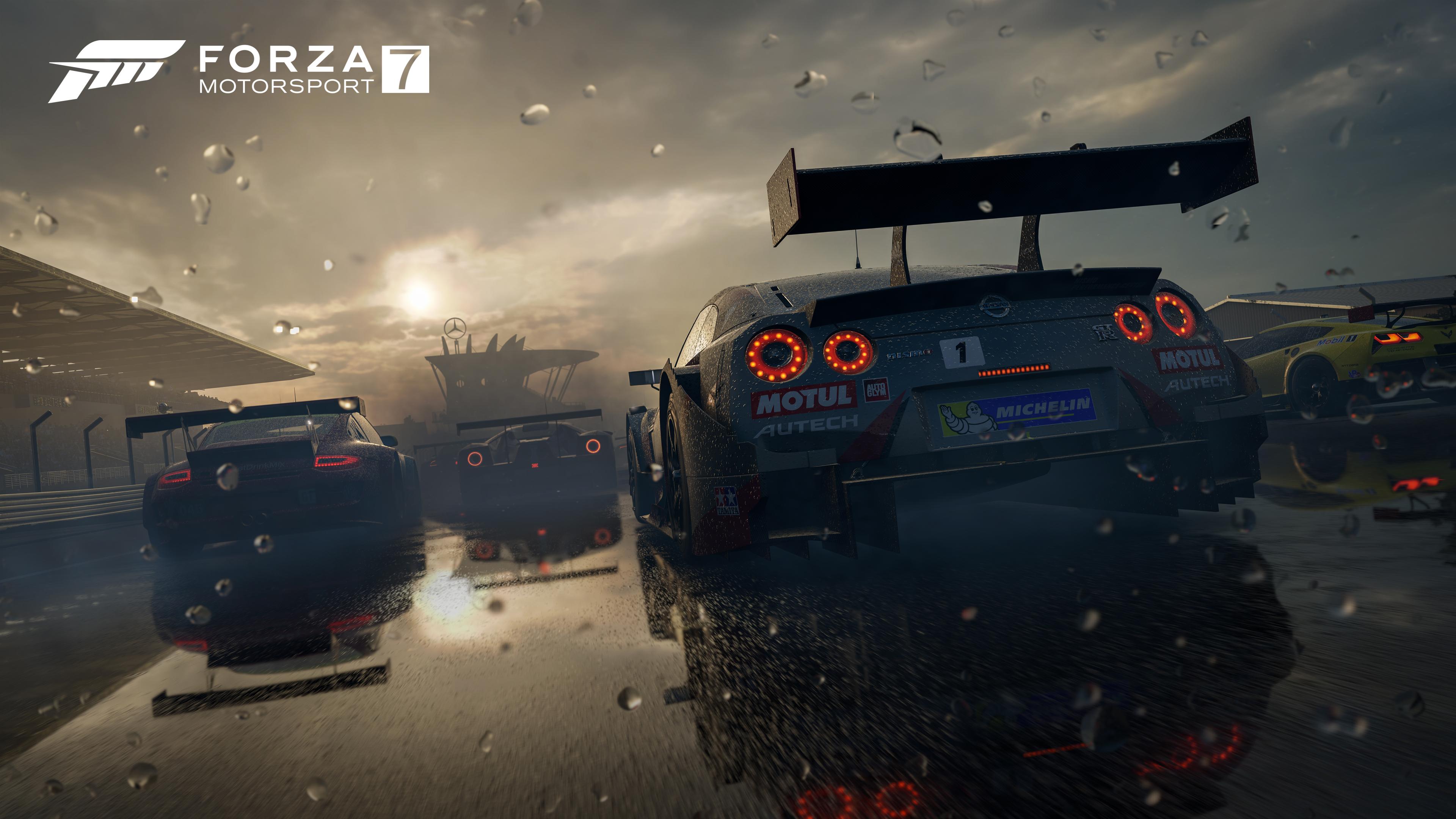 بازی Forza Motorsport 7 حجمی برابر با ۱۰۰ گیگابایت خواهد داشت!
