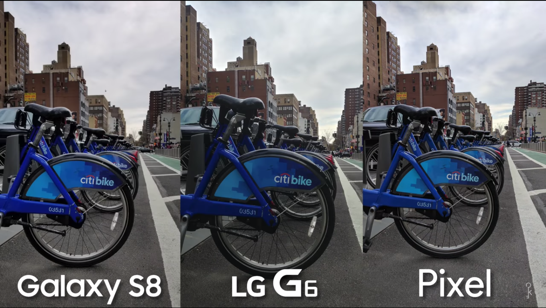 مقایسه دوربین سه گوشی مطرح بازار