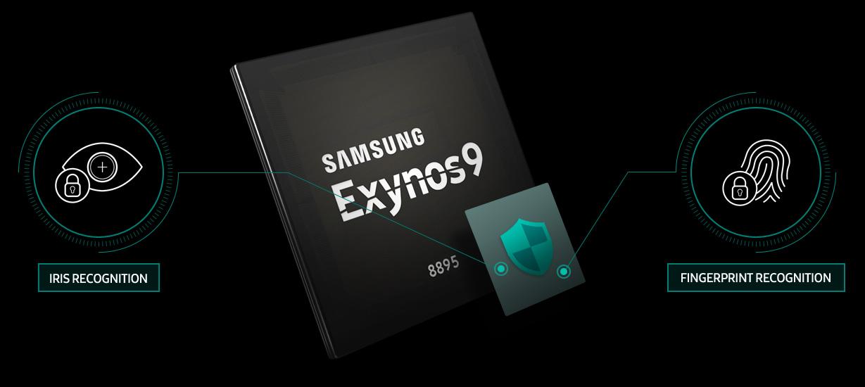 مشخصات دو پردازنده جدید از سامسونگ منتشر شد