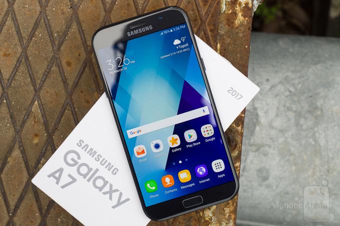 گوشی گلکسی A7 2018 در بنچمارک مشاهده شد
