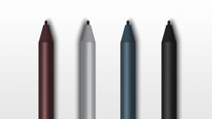 حق اختراع مایکروسافت برای افزایش دقت قلم سرفیس