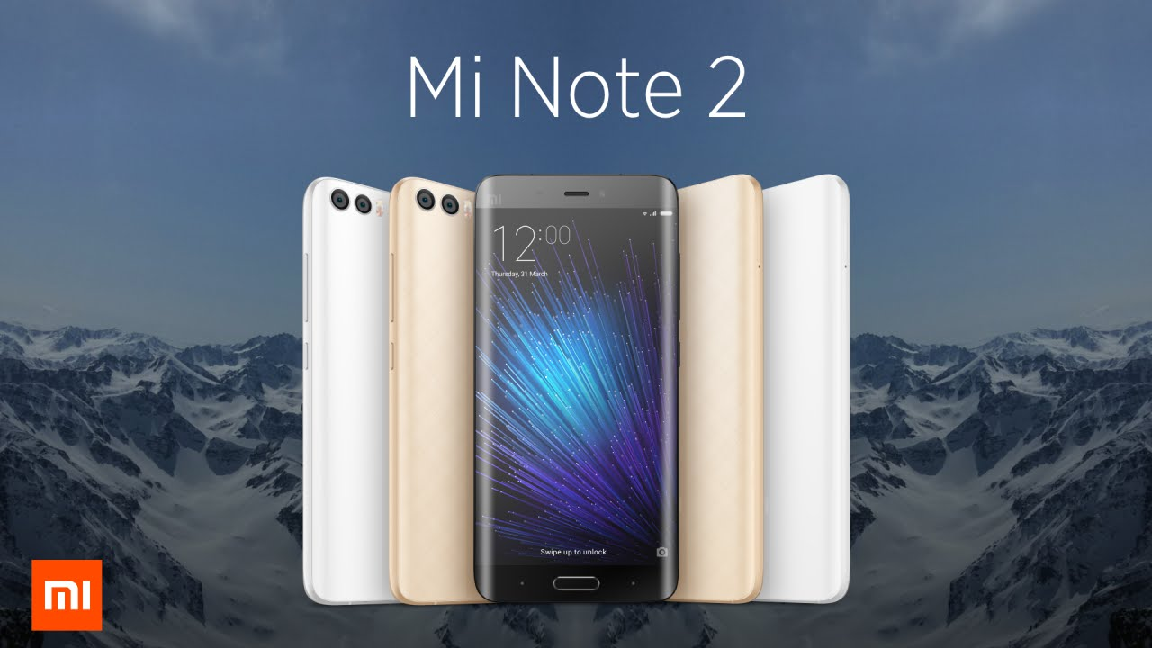 شیائومی نسخه ویژهای از فبلت Mi Note 2 را به همراه ۶ گیگابایت حافظه رم معرفی کرد