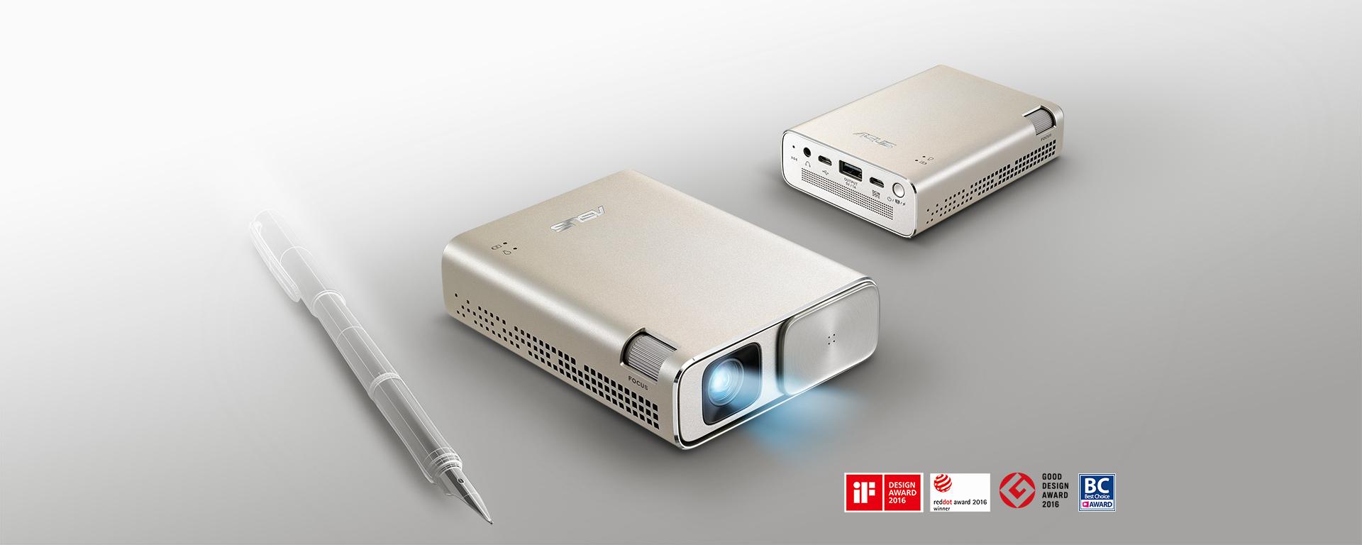 ایسوس ویدئو پروژکتور ZenBeam Go E1Z را معرفی کرد