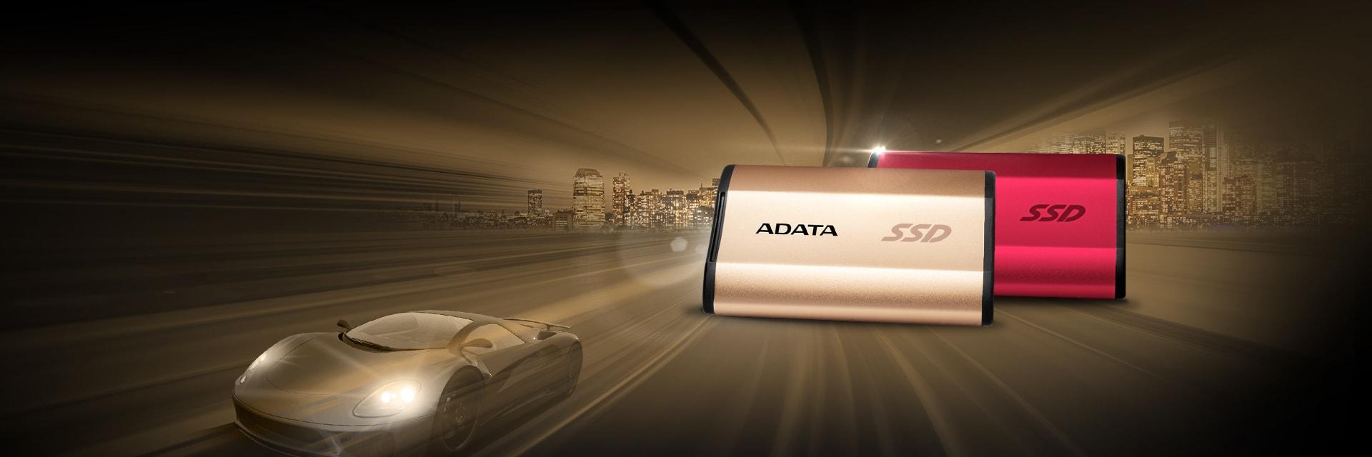 ای دیتا SSD های اکسترنال جدیدی با حافظه ۳D TLC NAND Flash معرفی کرد