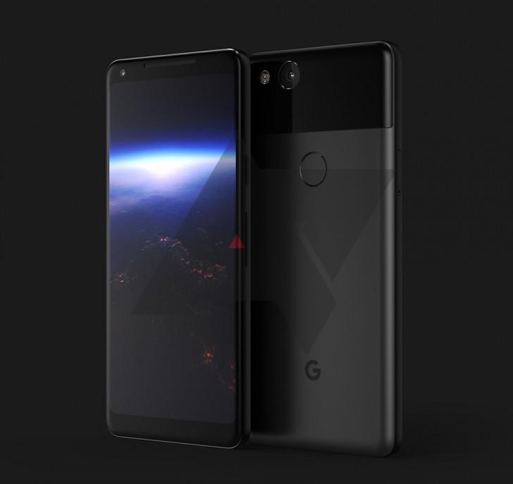 شایعه: Pixel XL 2 گوگل از Always on display و ژستهای فشاری حتی هنگام خاموشبودن صفحهنمایش پشتیبانی میکند