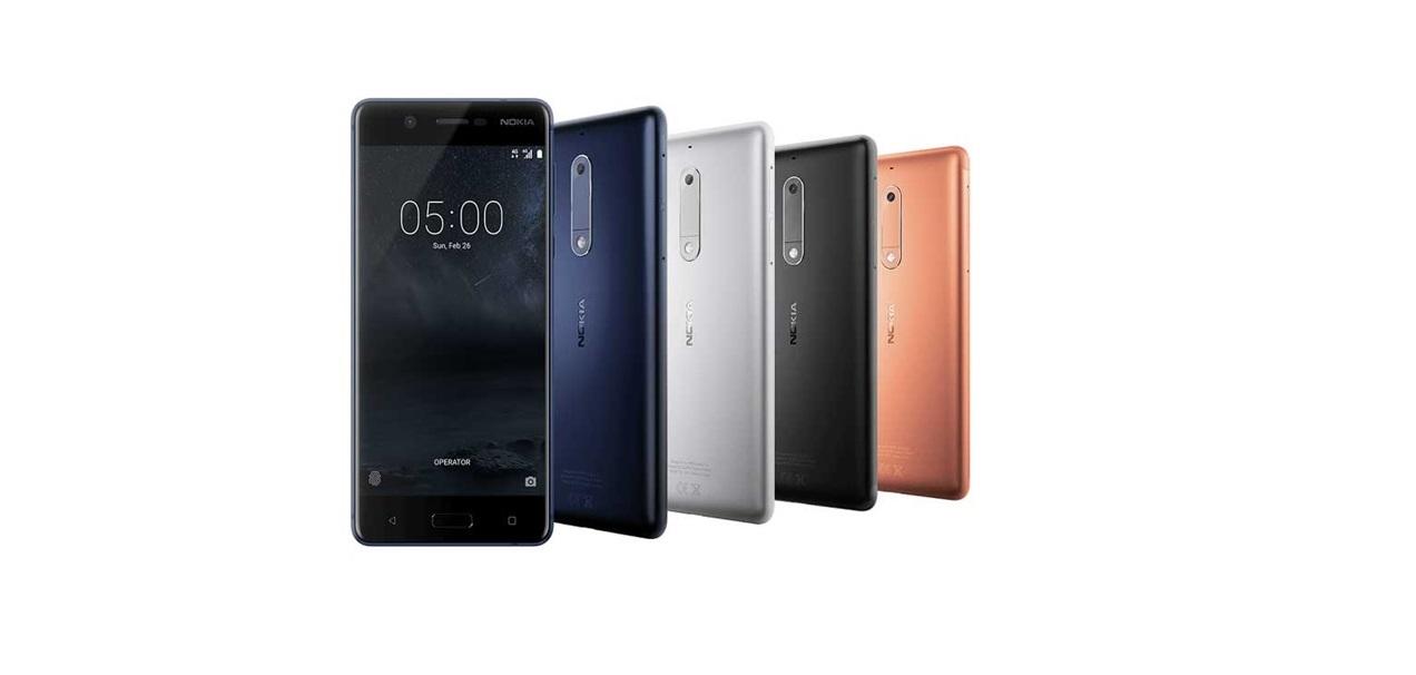 مشخصات کامل نوکیا ۸ (Nokia 8) منتشر شد