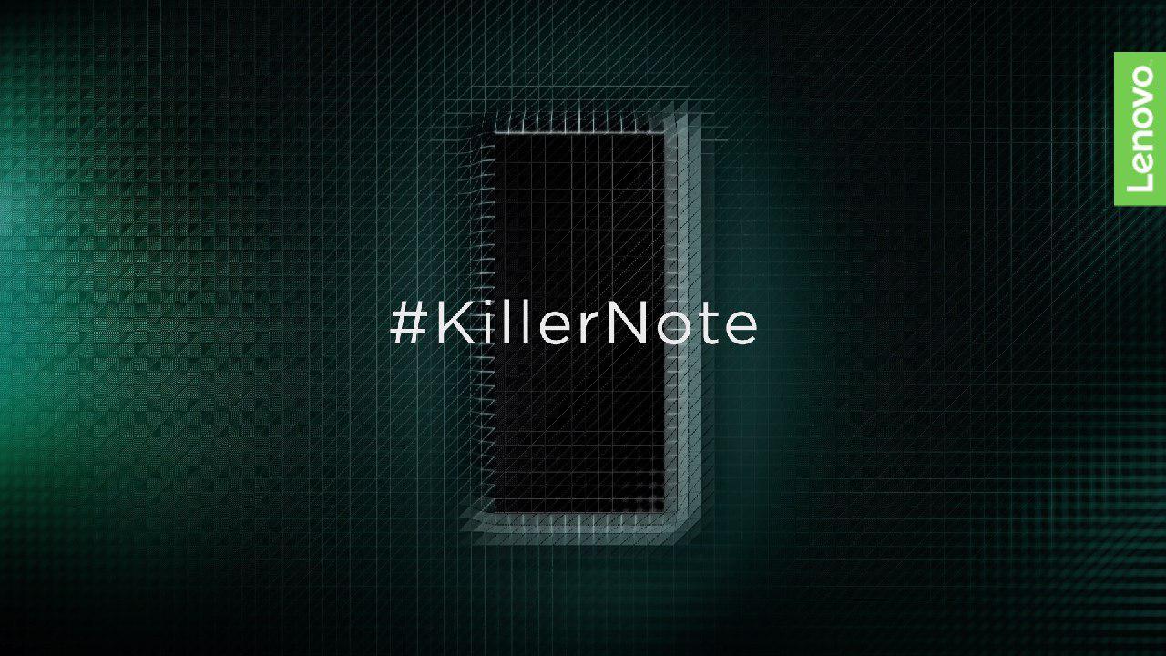 لنوو با انتشار ویدیویی، وعده عرضه گوشی هوشمندی را با عنوان نوت قاتل داد