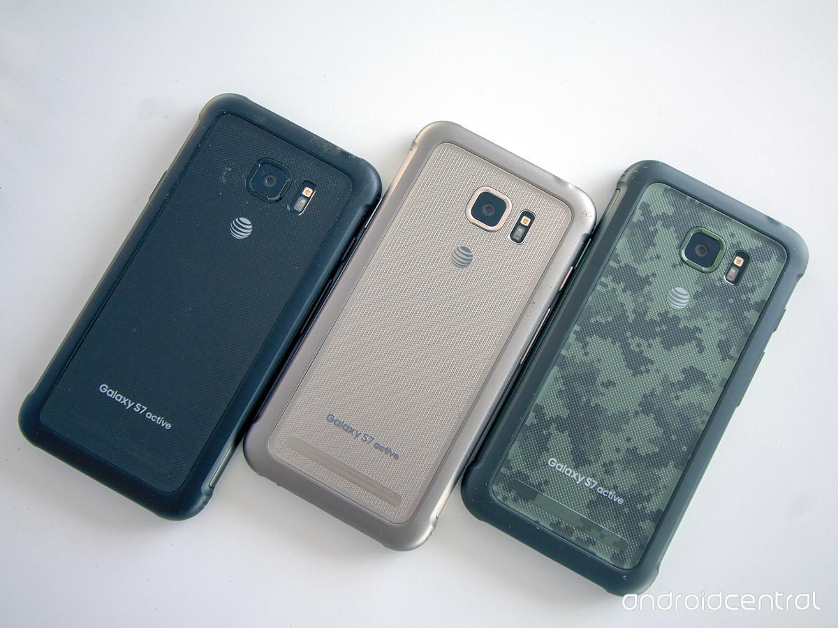 تصاویر جدید منتشر شده از گلکسی اس۸ اکتیو (Galaxy S8 Active)، ظاهر آن را از تمامی زوایا به نمایش میگذارد