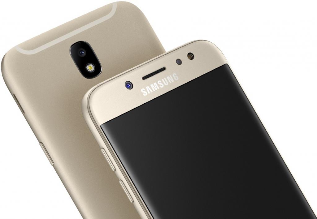 تصاویر تازهی منتشر شده از گوشی هوشمند Galaxy J7 2017 در چین، استفاده از دوربین دوگانه را در این دستگاه نوید میدهند