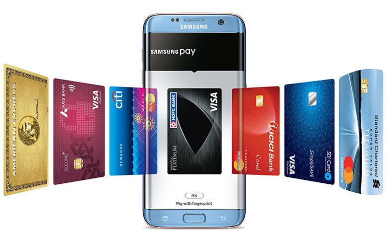 سامسونگ در صدد فعال کردن سرویس پرداخت خود بر روی گوشیهای هوشمند سایر شرکتها است