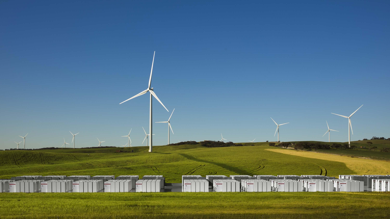 تسلا بزرگترین پروژه ذخیرهسازی انرژی در جهان را طراحی میکند