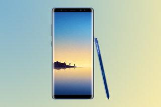 سامسونگ گلکسی نوت 8 (Galaxy Note 8) رنگ آبی دریایی خواهد داشت