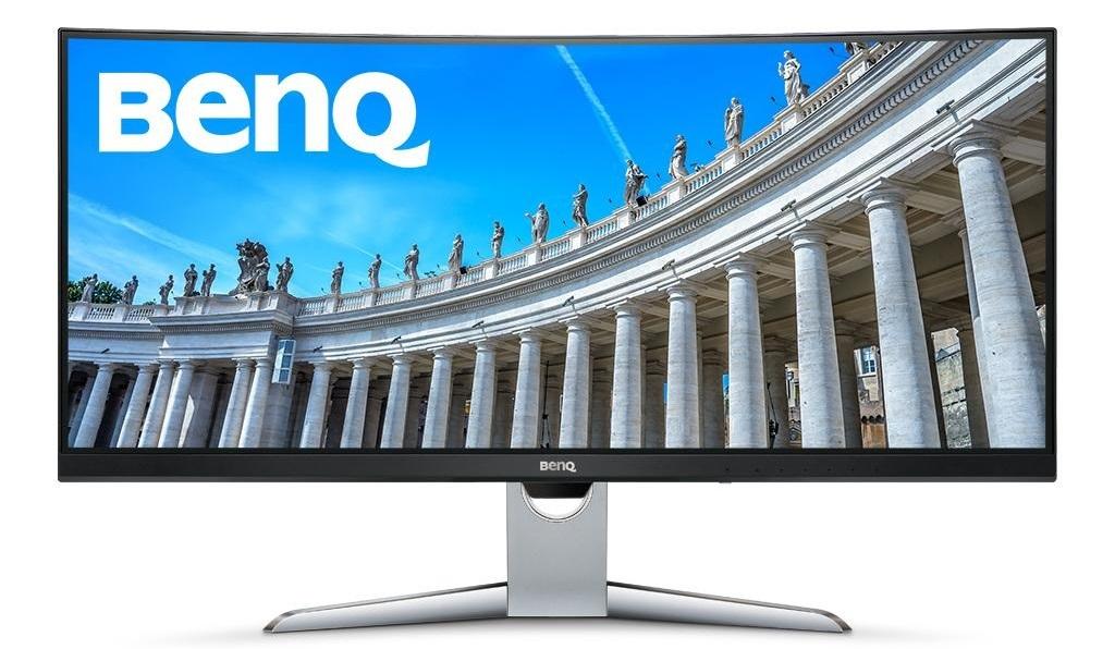 شرکت BenQ از مانیتور خمیدهی HDR خود با نام EX3501R پرده برداشت