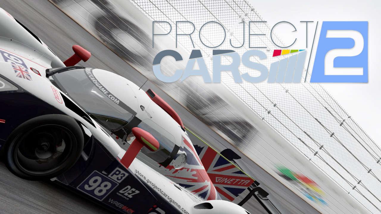 تریلر گیمزکام Project Cars 2