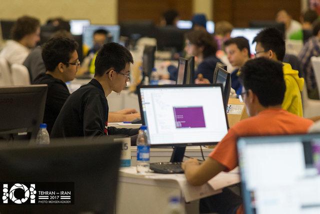 یک طلا و ۳ نقره دستاورد تیم ایران در المپیاد کامپیوتر ۲۰۱۷