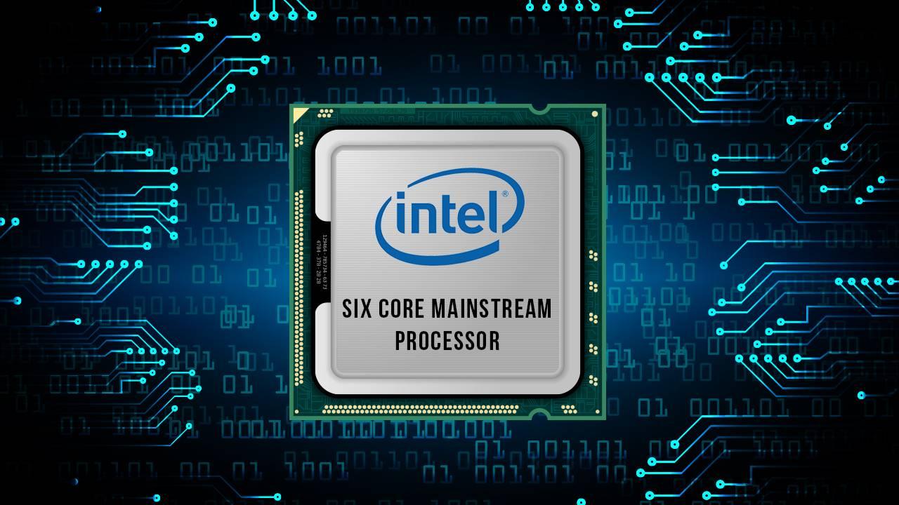 نتیجه عملکرد فوق العاده یک پردازنده 6 هستهای Coffee Lake-H سری Mobile لو رفت