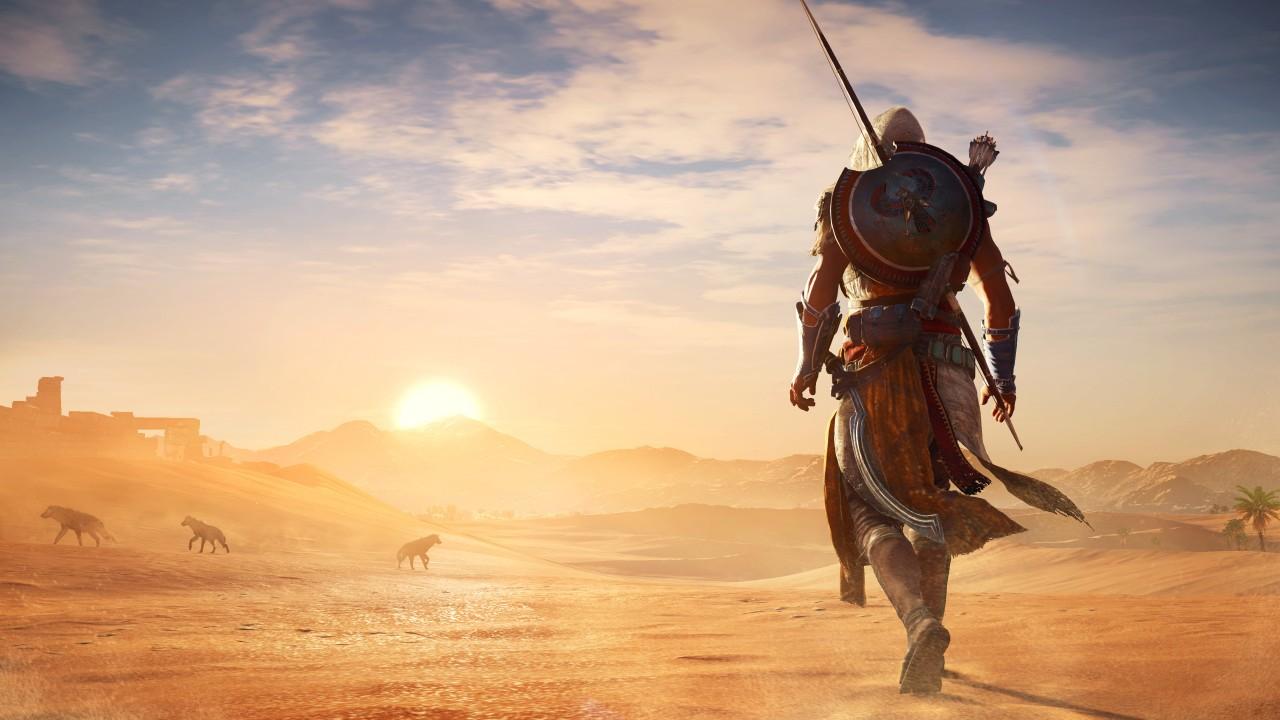 به مصر میرویم، هزاران سال قبل، جایی که شهرها پر از طلا و جواهرات بودند | Assassin's Creed Origins | Toranji