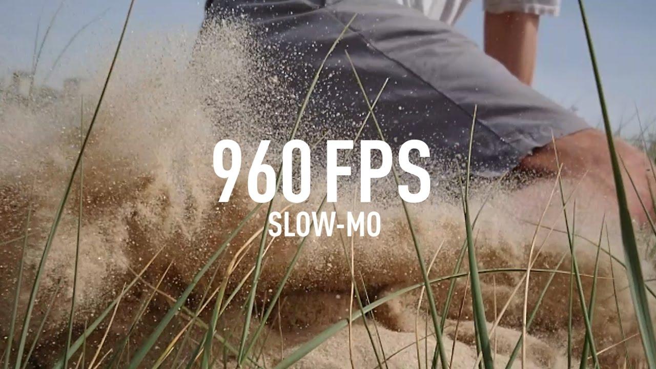 ثبت شده توسط اکسپریا: مجموعه ای ویدیوهای فوق آهسته 960 فریم بر ثانیه