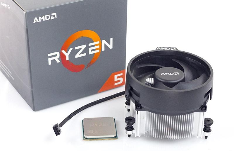 پردازنده Ryzen 5 1500X