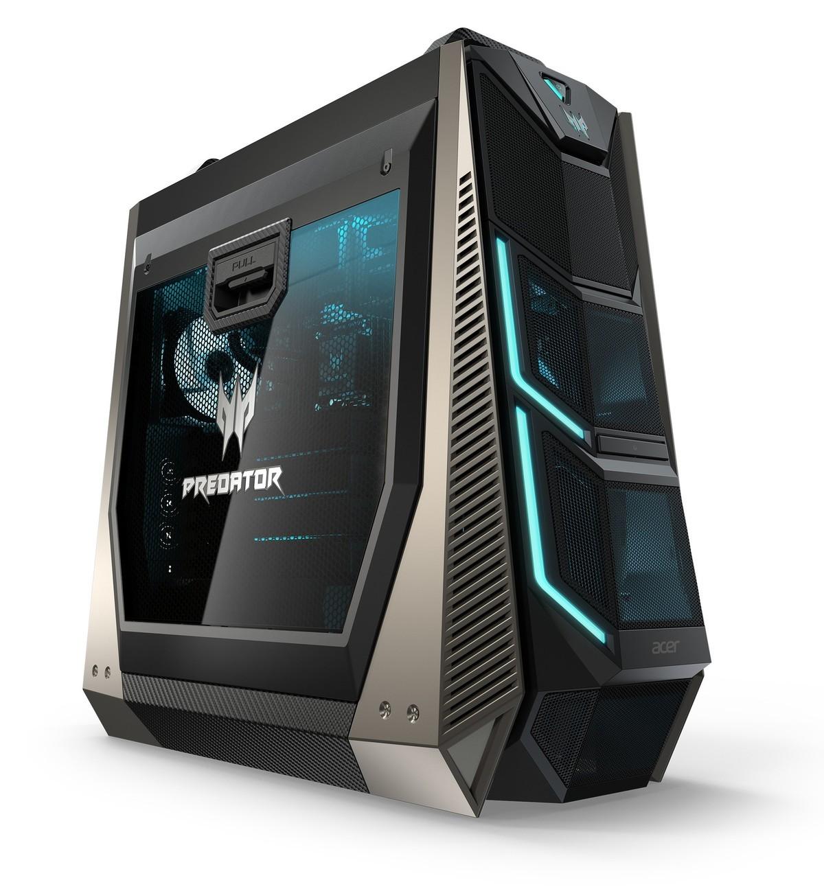 ایفا 2017: ایسر از رایانه شخصی مخصوص بازی  Orion 9000  پرده برداشت