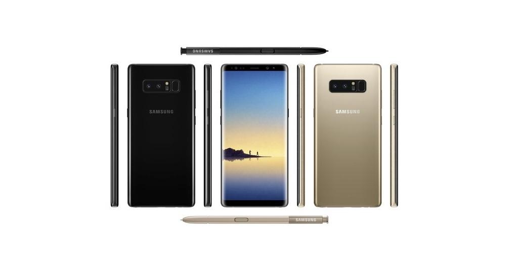 سامسونگ گلکسی نوت ۸ (Galaxy Note 8) دارای باتری ۳۳۰۰ میلی آمپری خواهد بود