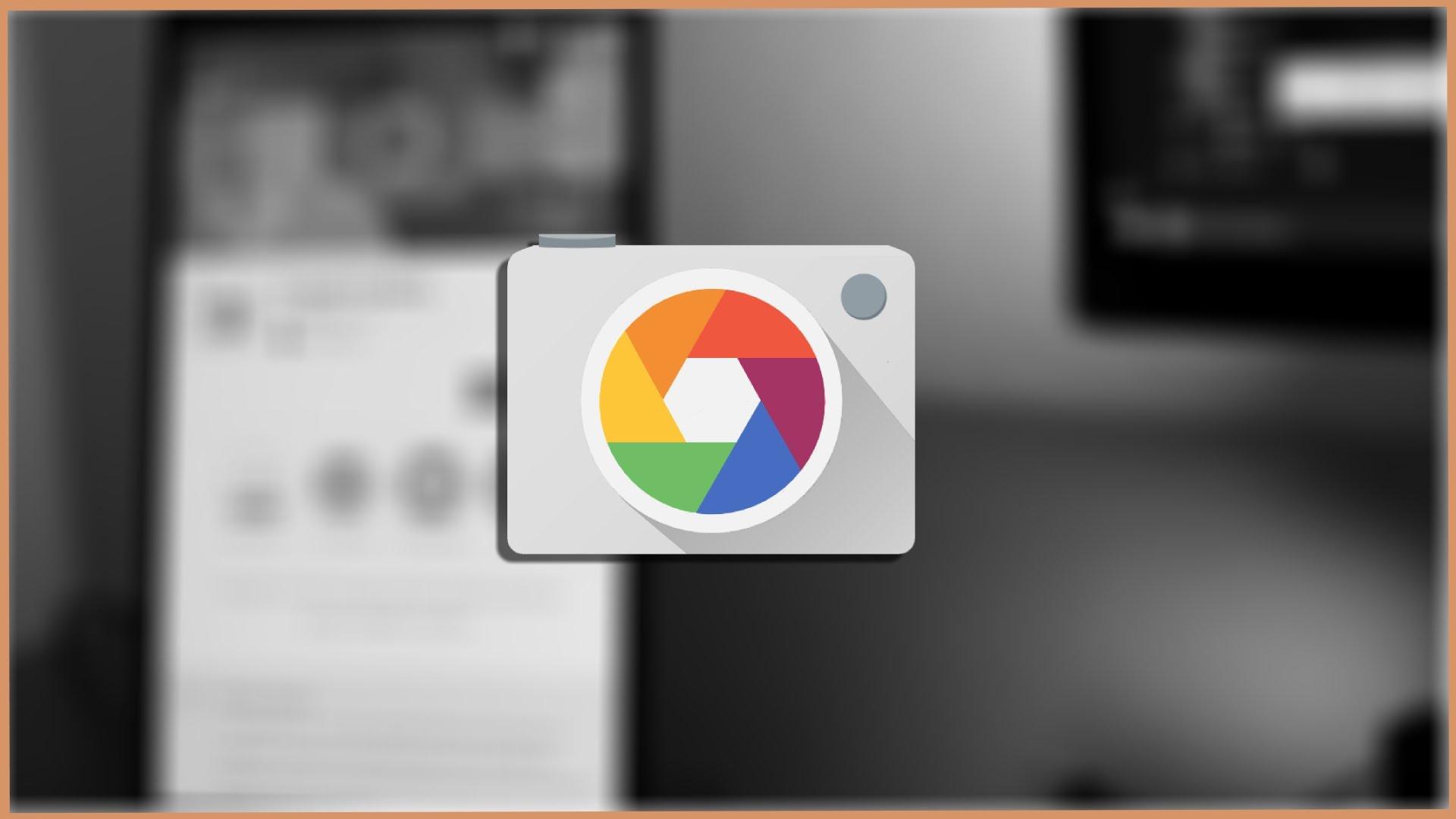آخرین آپدیت گوگل کمرا ، فلش مجازی را برای شما فراهم میآورد