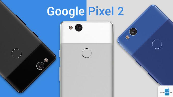 اطلاعاتی از طراحی گوگل پیکسل 2 و پیکسل ایکس ال 2 منتشر شد