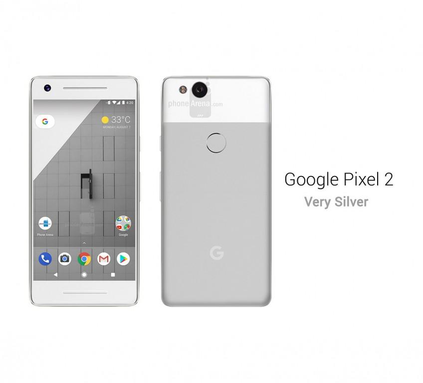 گوگل پیکسل 2 گواهینامه FCC را دریافت کرد؛ لو رفتن برخی از مشخصات