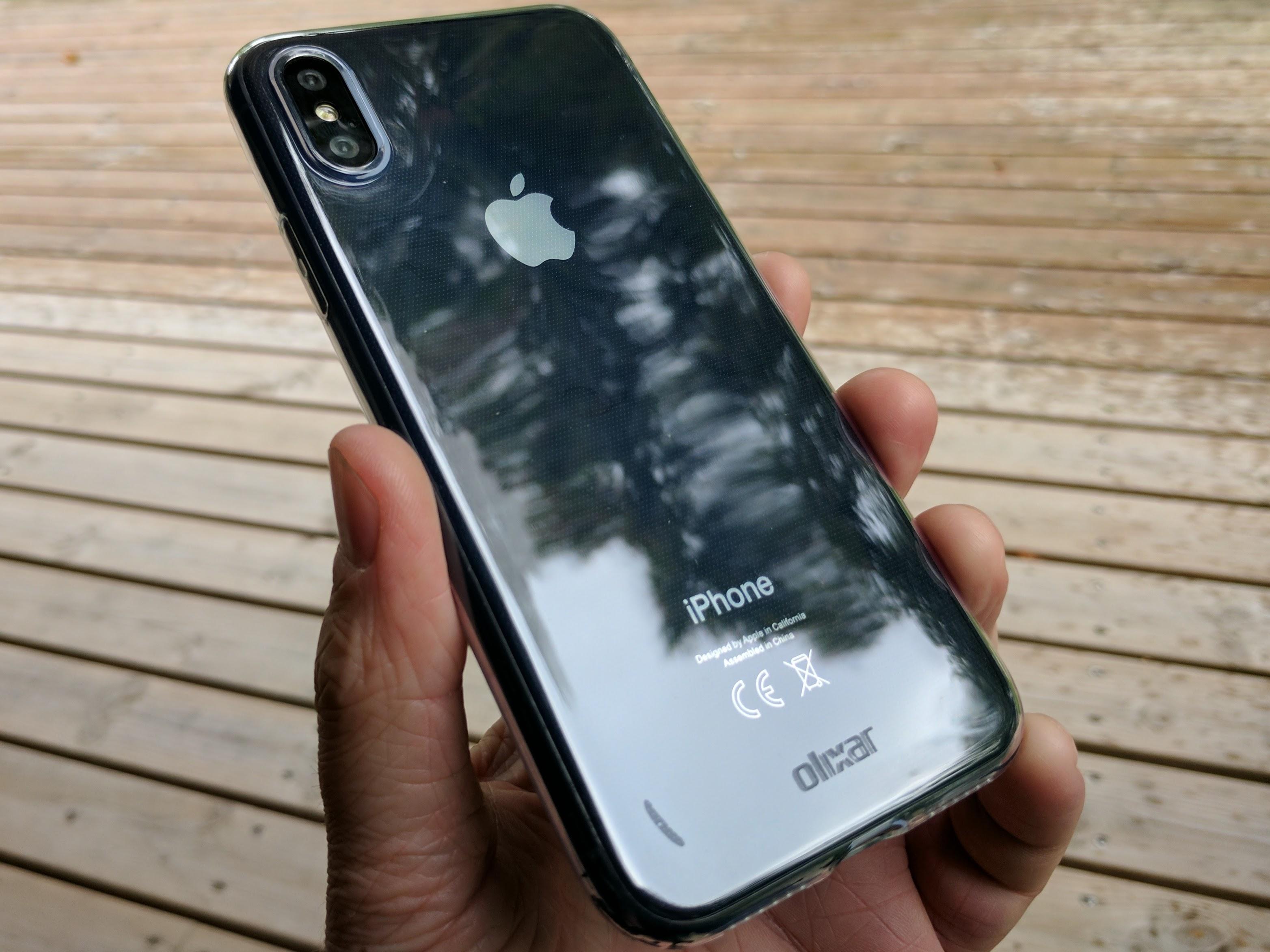 قسمت پشتی iPhone 8 در ویدیویی از فاکسکان لو رفت