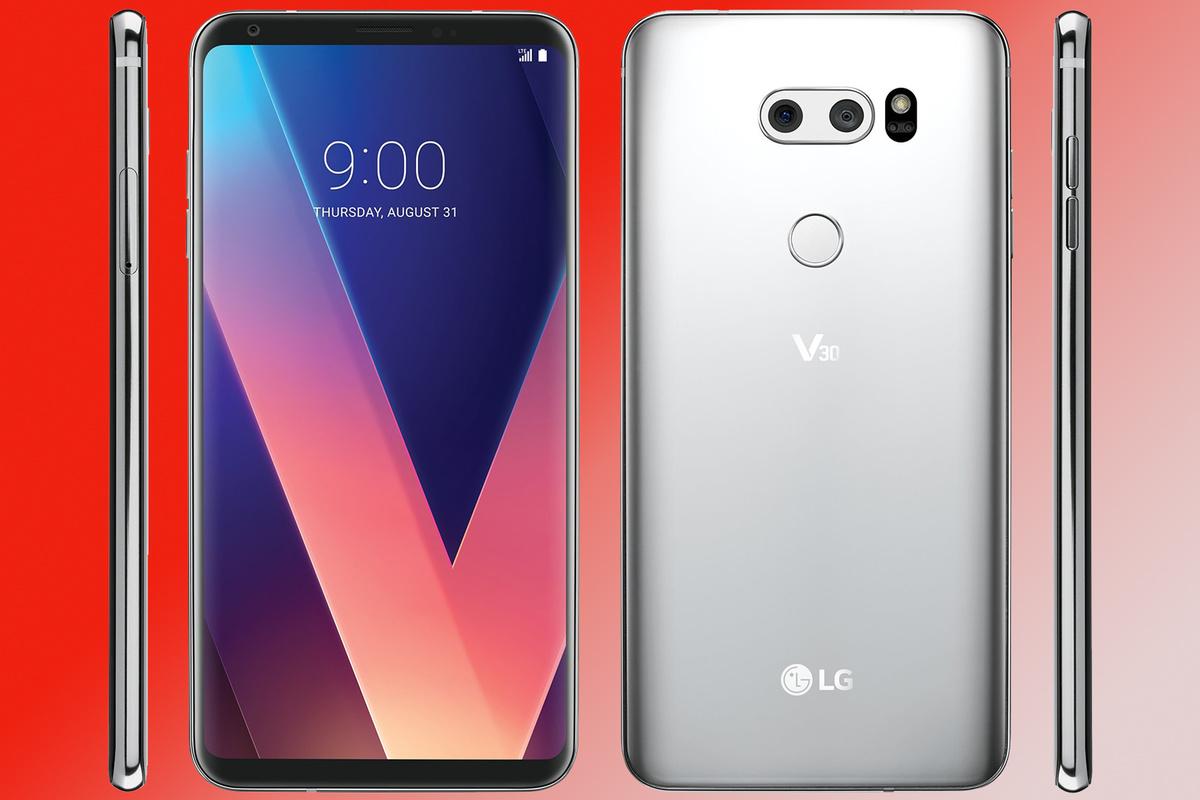 ال جی تیزری رنگارنگ از LG V30 را زودتر از مراسم 31 آگوست منتشر کرد