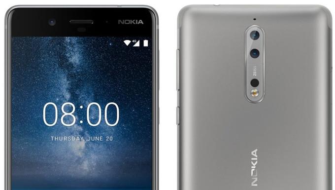 نوکیا 8 به همراه دوربین جلوی 13 مگاپیکسلی تولید شده توسط زایس عرضه خواهد شد